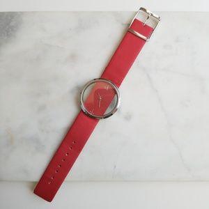 It works! Calvin Klein Swiss made minimal watch